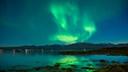 Northern Lights Scandinavia 128x72