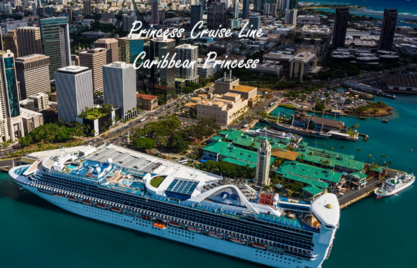 The New Love Boat Caribbean Princess