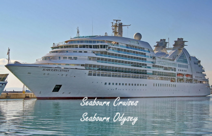 Intimate Luxury on Seabourn Odyssey